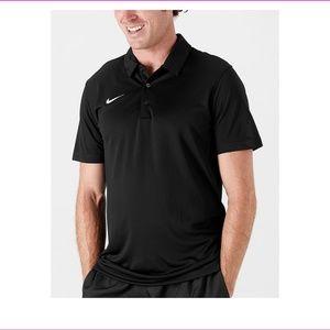 NIKE Men's Short Sleeve Dri Fit Regular Polo Shirt